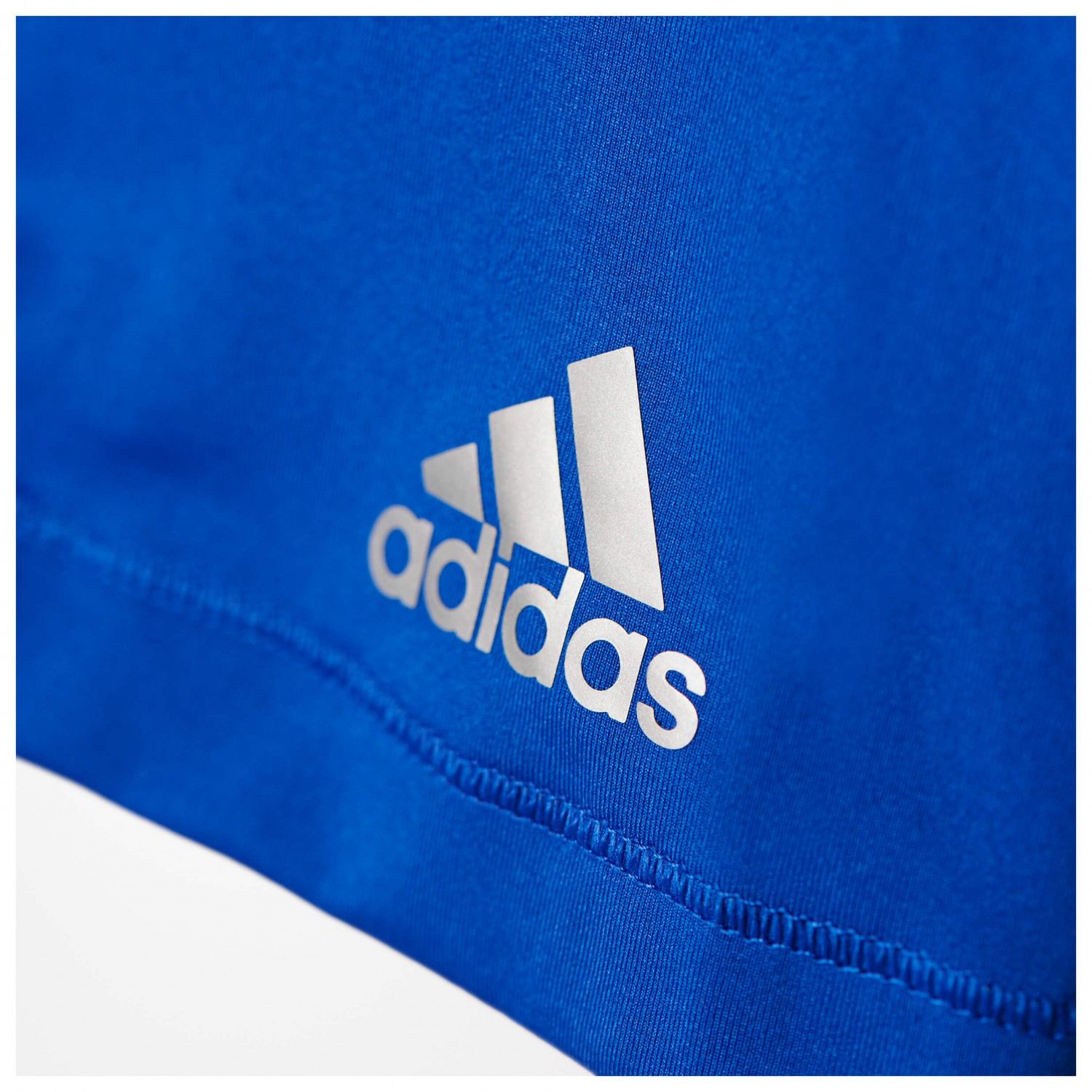 adidas Tech Fit Base Short Kids Blau Schwarz