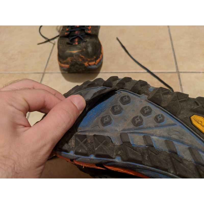 another chance 3bb64 a5948 Hoka One One Tor Ultra HI WP - Walking boots Men's | Buy ...