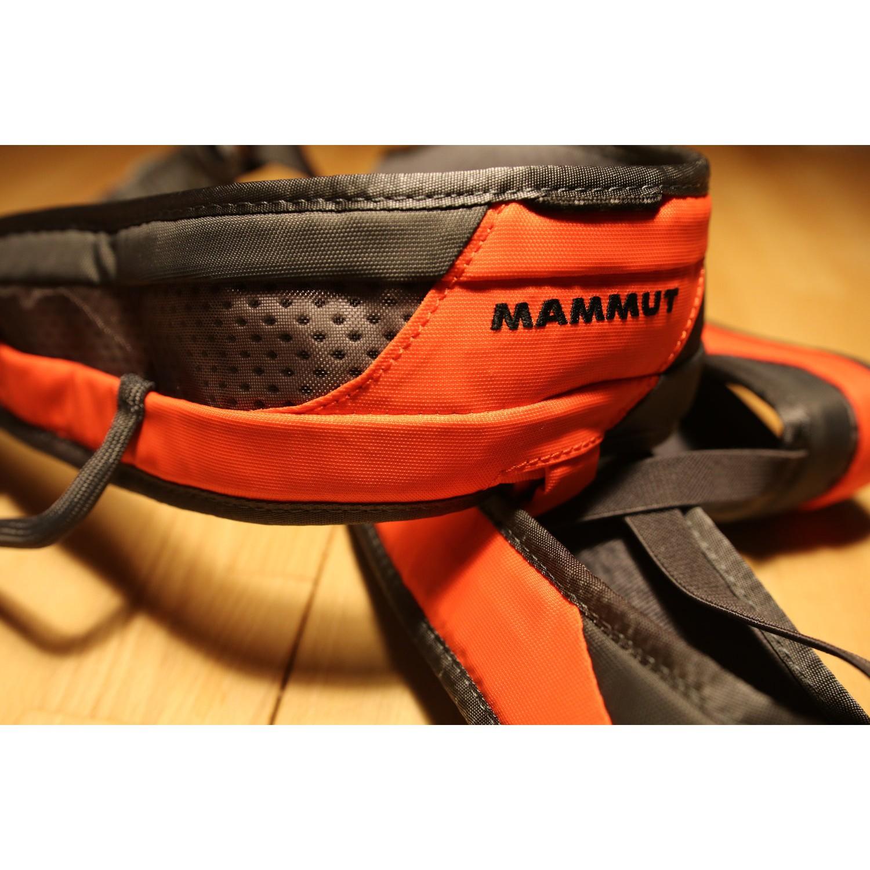 hot sales 2cb27 4f1f5 Mammut - Ophir 3 Slide - Harness - Titanium / Dark Orange | S