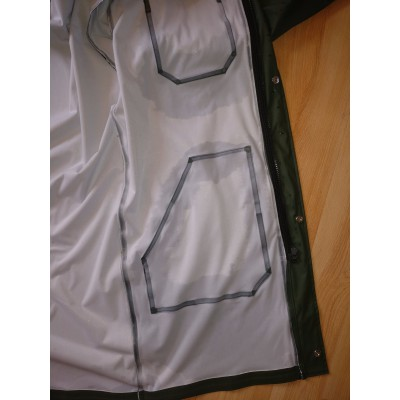 Image 1 from Benjamin of 66 North - Laugavegur Rain Jacket - Coat