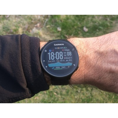 Image 8 from Jens of Garmin - Forerunner 235 WHR - Multi-function watch