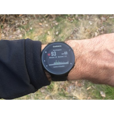 Image 7 from Jens of Garmin - Forerunner 235 WHR - Multi-function watch