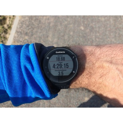 Image 5 from Jens of Garmin - Forerunner 235 WHR - Multi-function watch