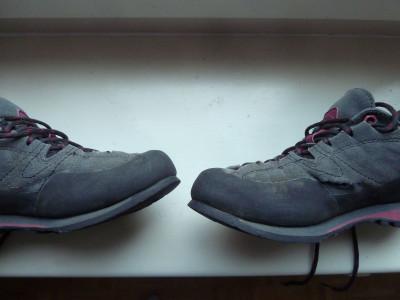 Image 1 from Karen of La Sportiva - Women's Boulder X - Approach shoes