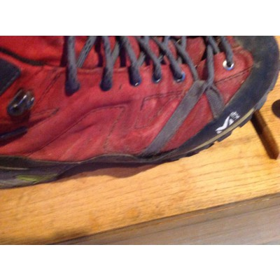 Image 2 from Joe z of Millet - Super Trident GTX - Approach shoes