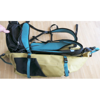 Image 2 from Georg of Ortlieb - Atrack 35 - Mountaineering backpack