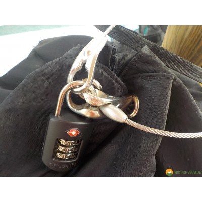 Image 5 from Jens of Pacsafe - Travelsafe X 25 - Valuables pouch
