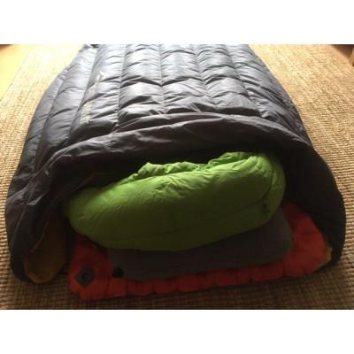 Image 5 from Jan of Sea to Summit - Ember Eb II - Down sleeping bag