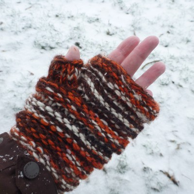 Image 3 from Karen of Sherpa - Women's Rimjhim Handwarmers 2 - Gloves