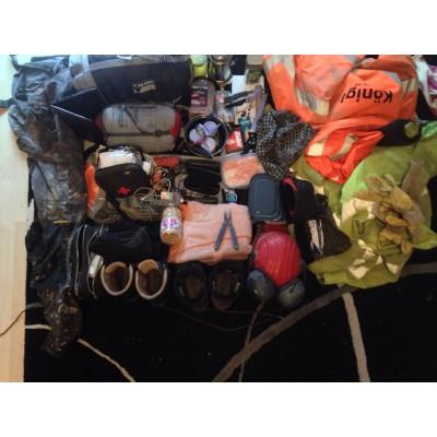 Image 1 from glasneck of Tatonka - Bison 90 - Walking backpack