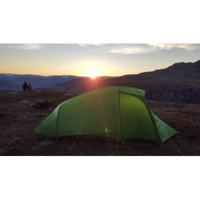 Image 2 from Sabine of Vaude - Hogan SUL XT 2-3P - 2-man tent