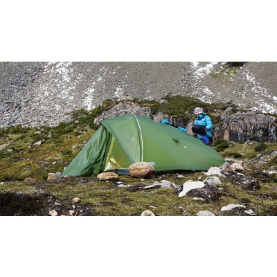 Image 2 from Oliver of Vaude - Taurus Ultralight XP - 2-man tent