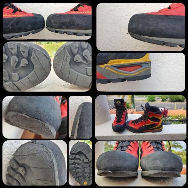 Women's Trango Tower GTX - Mountaineering boots