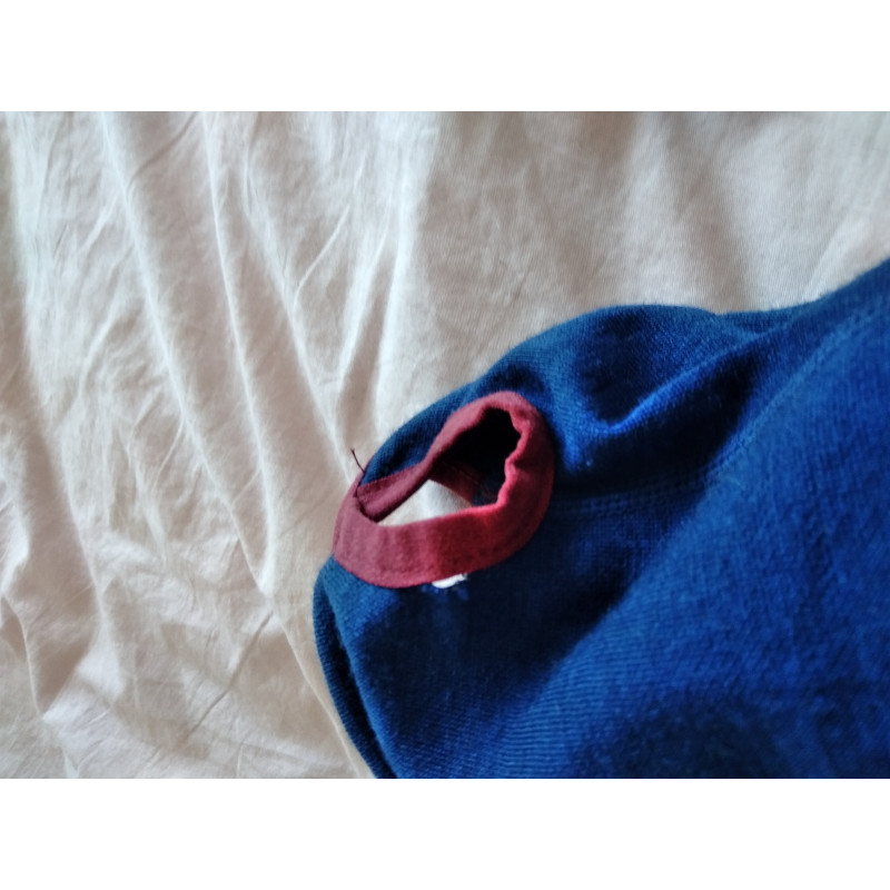 Image 2 from Bertrand of 2117 of Sweden - Merino 1/2 Zip Kusten - Wool jacket