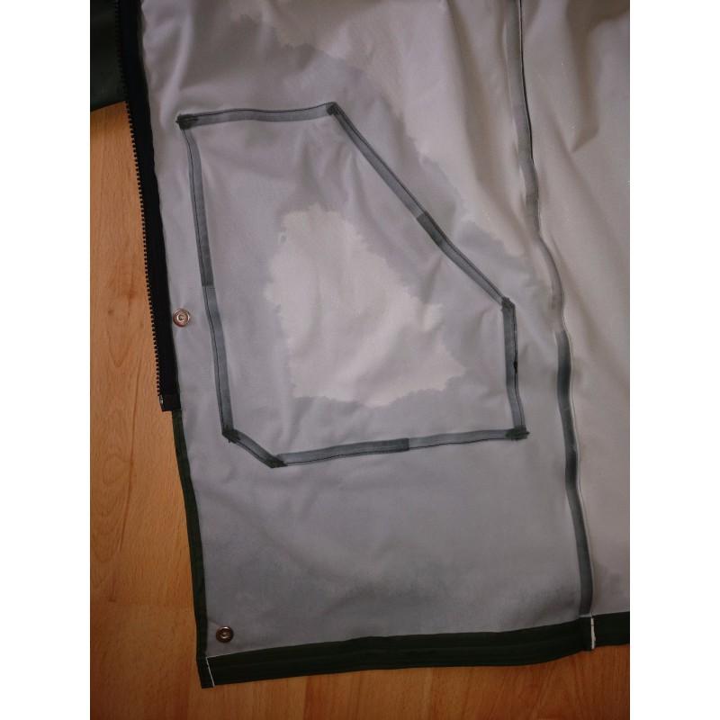 Image 3 from Benjamin of 66 North - Laugavegur Rain Jacket - Coat