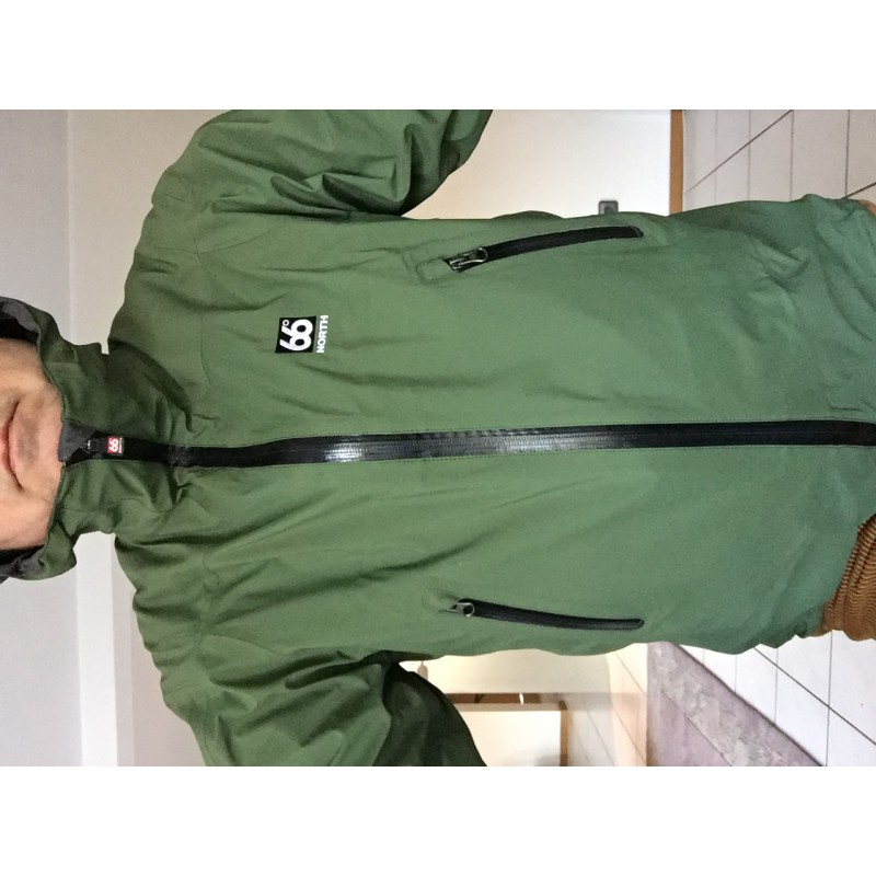 Image 2 from Siegfried of 66 North - Snæfell Jacket - Waterproof jacket