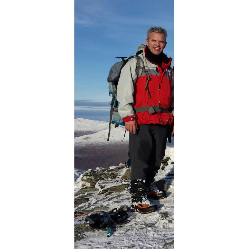 Image 1 from Nicholas  of AKU - Terrealte GTX - Mountaineering boots