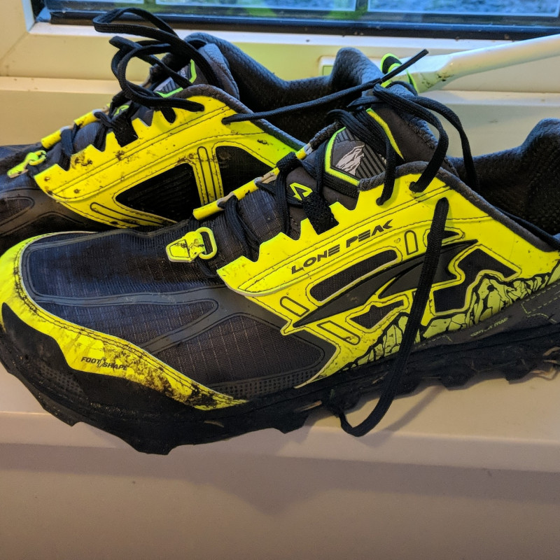 Image 1 from john  of Altra - Lone Peak 4 - Trail running shoes