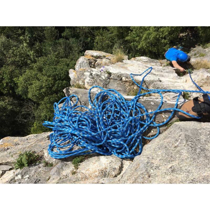 Image 2 from Mike of Bergfreunde.de - Kletterseil-Seilsack-Set Zopa - Climbing set