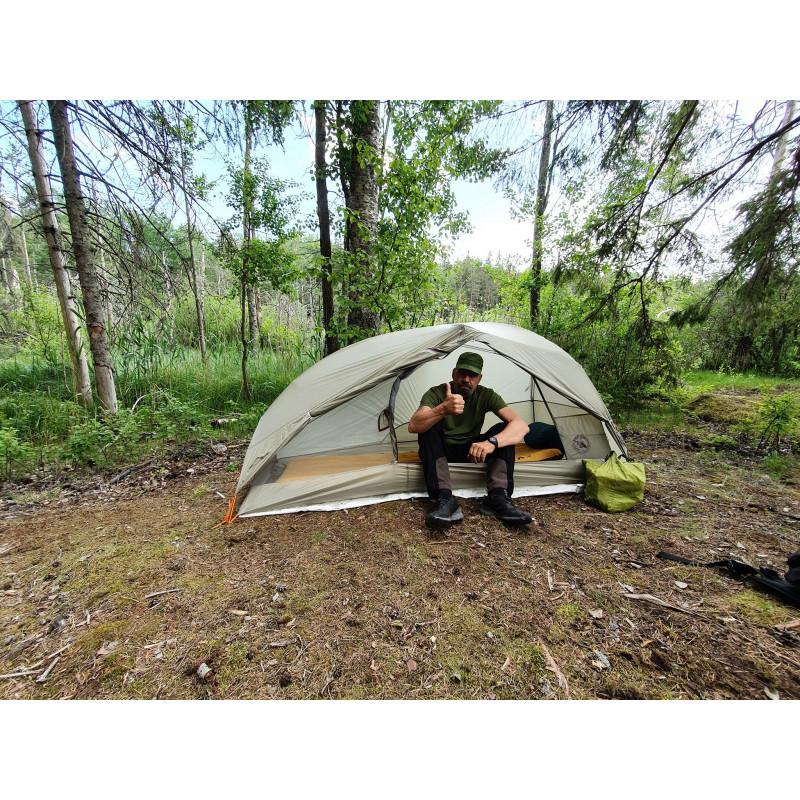 Image 1 from Dennis of Big Agnes - Copper Spur HV UL 1 - 1-man tent