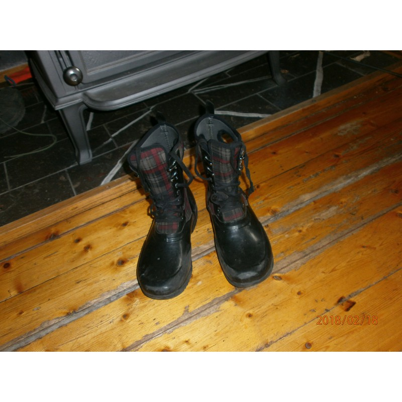 Image 1 from Cindy of Bogs - Women's Sidney Lace Plaid - Winter boots