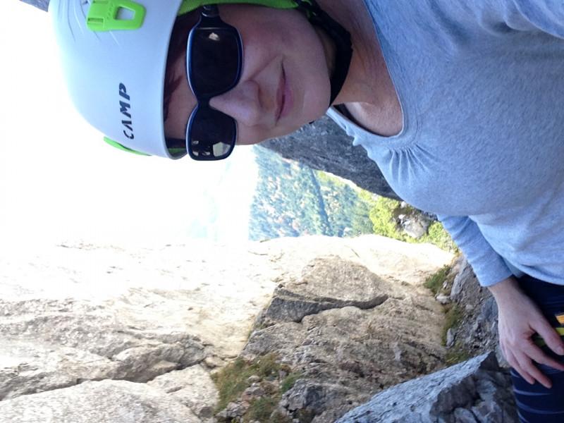 Image 1 from Steffi of Camp - Titan - Climbing helmet