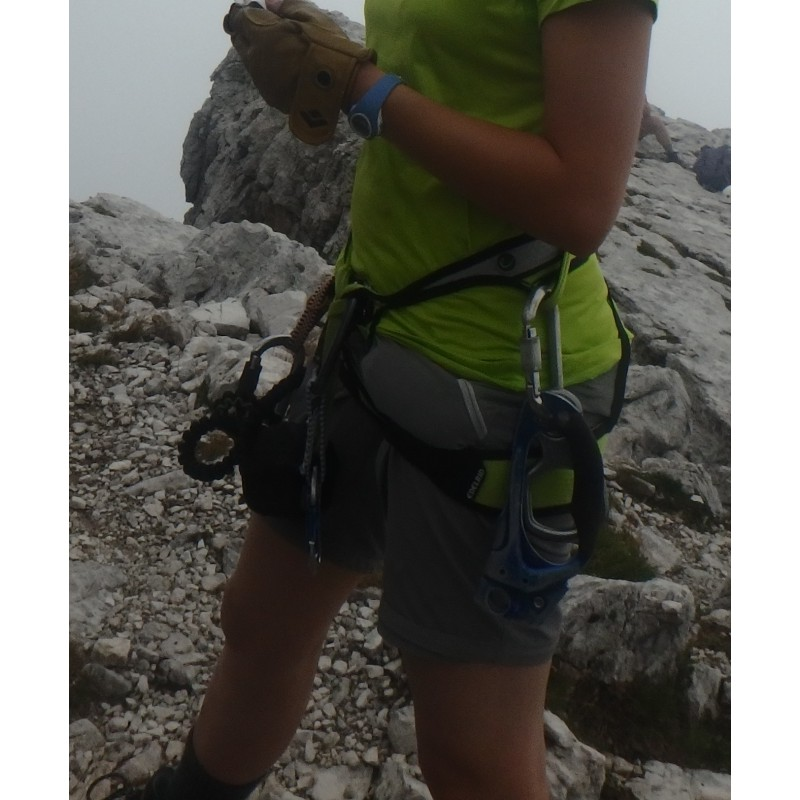 Image 1 from Kim of Edelrid - Loopo - Climbing harness