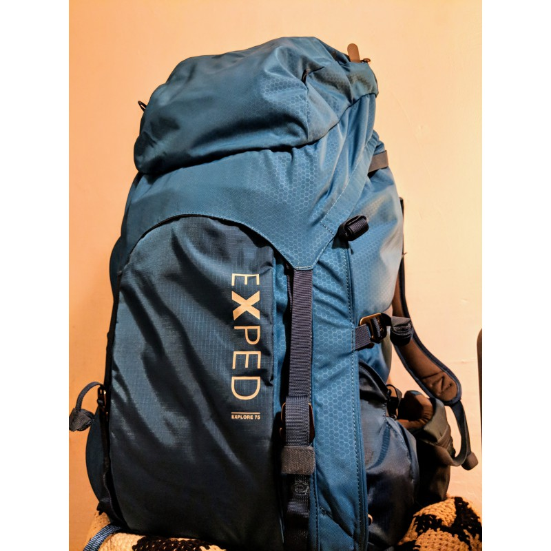 Image 1 from Lehejcek of Exped - Explore 75 - Walking backpack