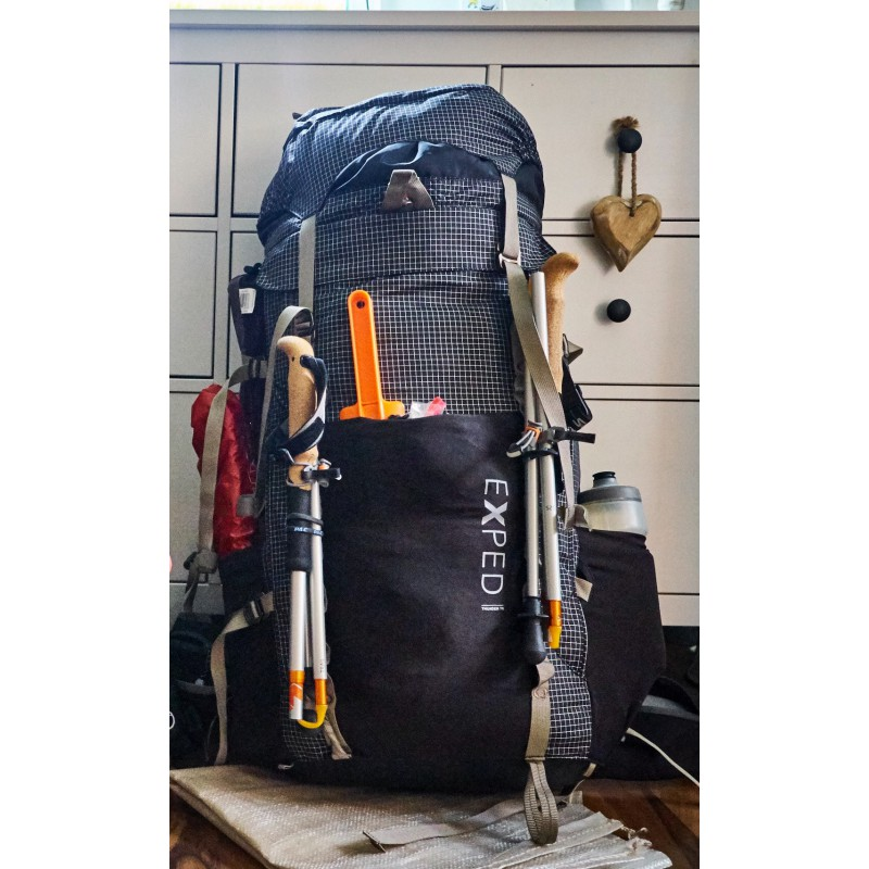 Image 1 from Jan of Exped - Thunder 70 - Walking backpack