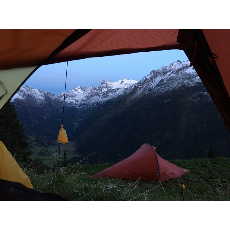 Image 1 from Lars of Exped - Vela I UL - 1-man tent
