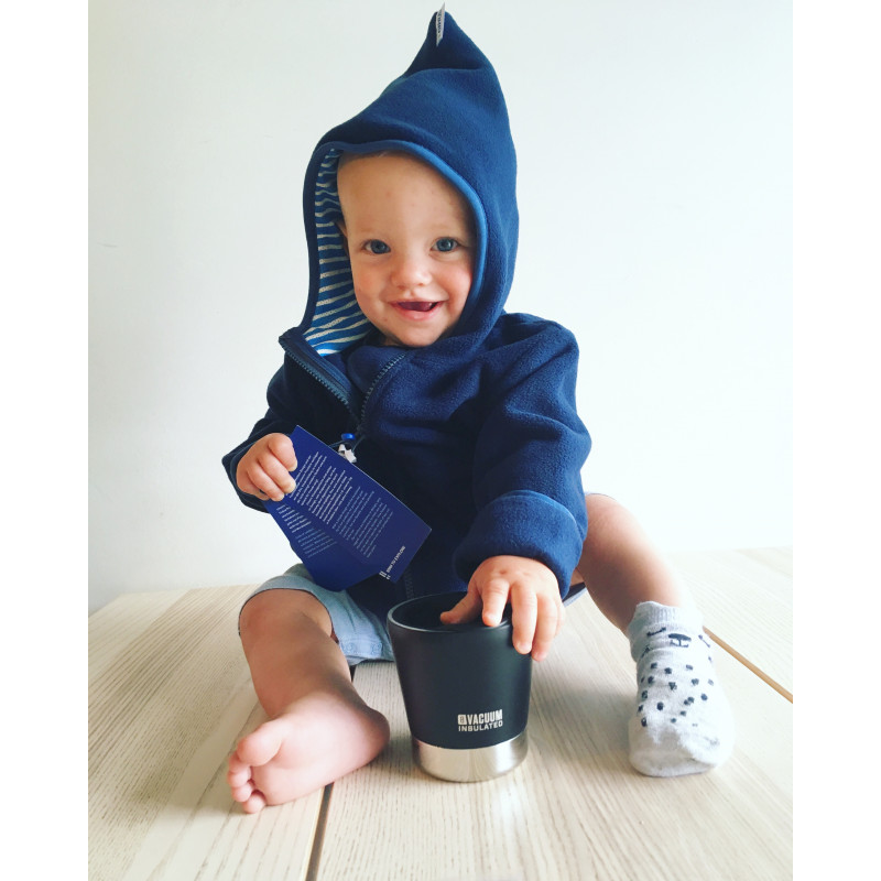 Image 1 from Stien of Finkid - Kid's Paukku Pixie Hood - Fleece jacket