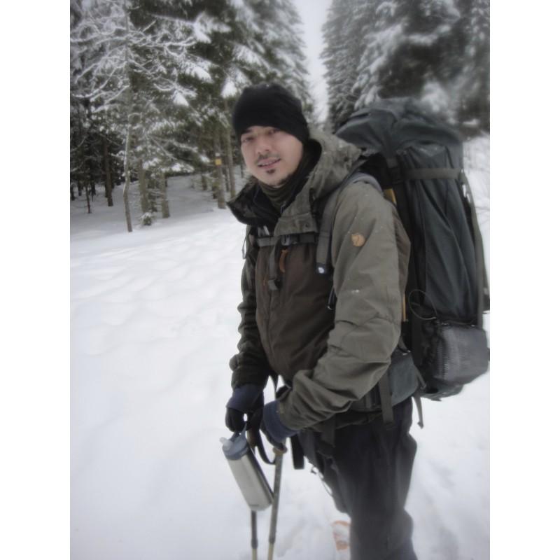 Image 4 from Andreas of Fjällräven - Kajka 75 - Walking backpack