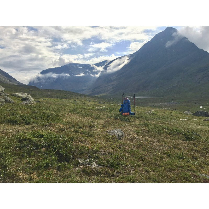 Image 1 from Katharina of Fjällräven - Women's Abisko 65 - Walking backpack