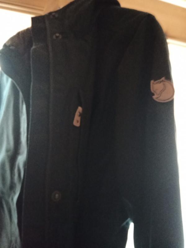 Image 1 from Patrik of Fjällräven - Women's Kiruna Padded Parka - Coat