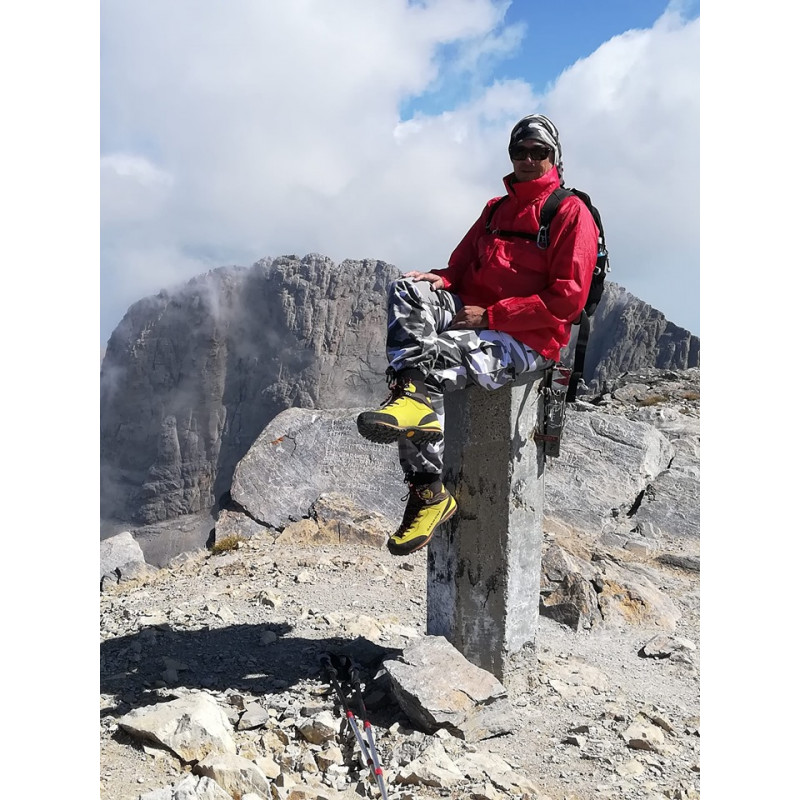 Image 1 from polychronis of Garmont - Ascent GTX - Mountaineering boots