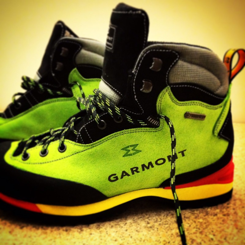 Image 1 from Phil of Garmont - Ferrata GTX - Mountaineering boots