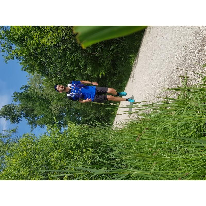 Image 1 from Manfred of GORE Running Wear - Fusion Zip Shirt - Running shirt