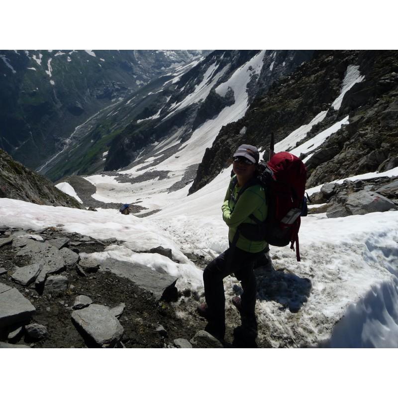 Image 1 from Monika of Hanwag - Alaska Lady GTX - Walking boots