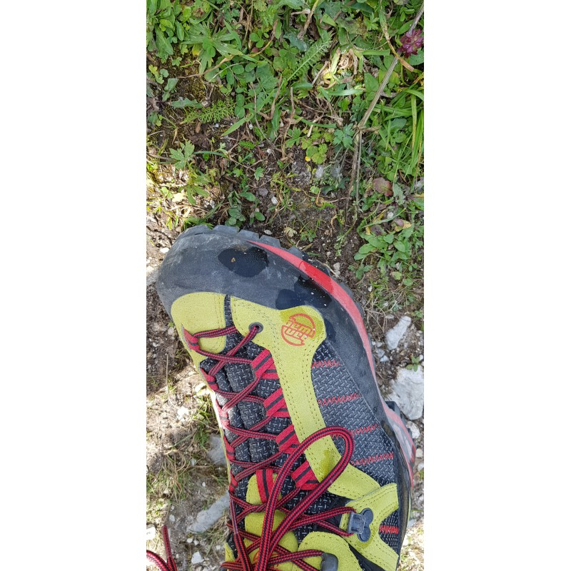 Image 1 from Sabrina of Hanwag - Makra Combi Lady GTX - Mountaineering boots