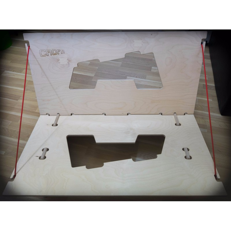 Image 1 from Thomas of Heckmann Holzbau - Crashpad-Sofa ''Crofa'' - Crash pad