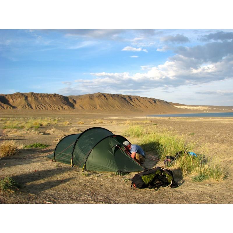 Image 1 from Bernd of Hilleberg - Nallo 3 GT - 3-man tent