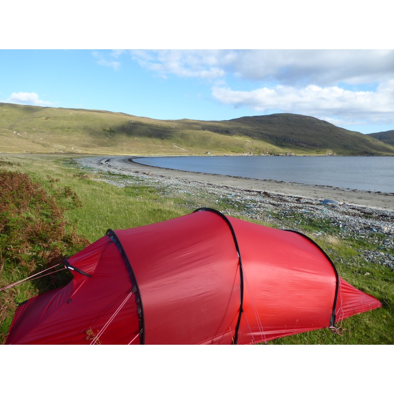 Image 2 from Andreas of Hilleberg - Nallo 3 GT - 3-man tent