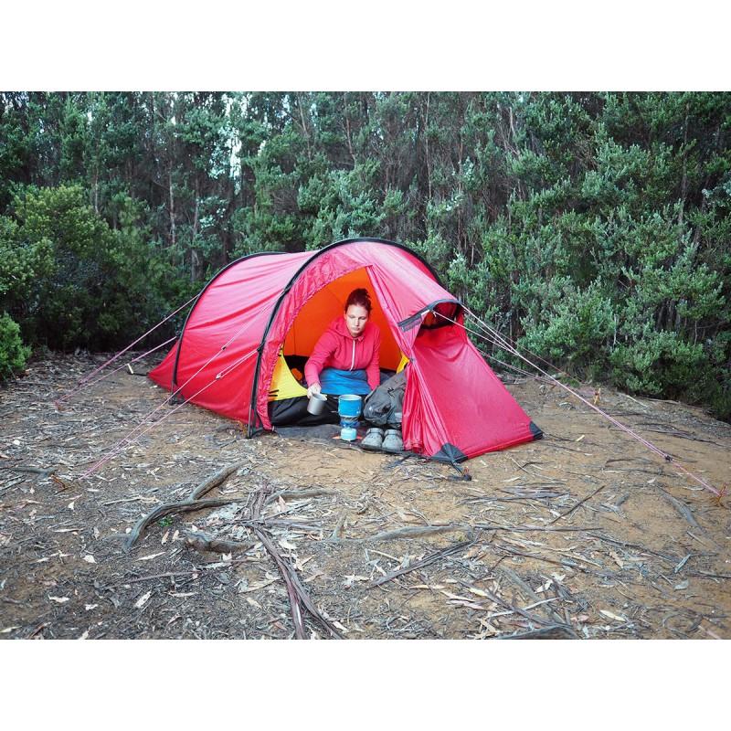 Image 1 from Kathrin of Hilleberg - Namatj 3 - 3-man tent