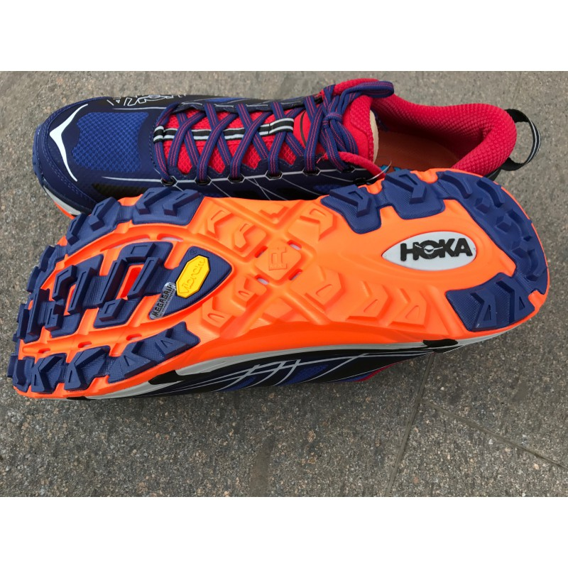 Image 3 from Eric of Hoka One One - Mafate Speed 2 - Trail running shoes