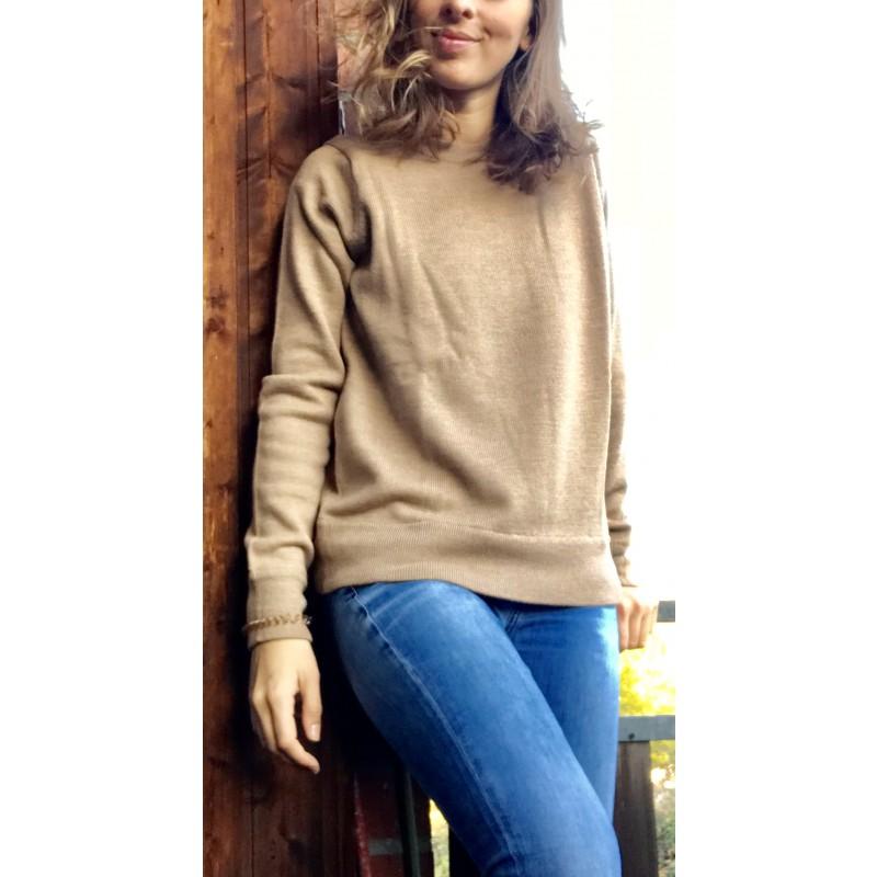 Image 1 from Jasmin of Icebreaker - Women's Muster Crewe Sweater - Merino jumper