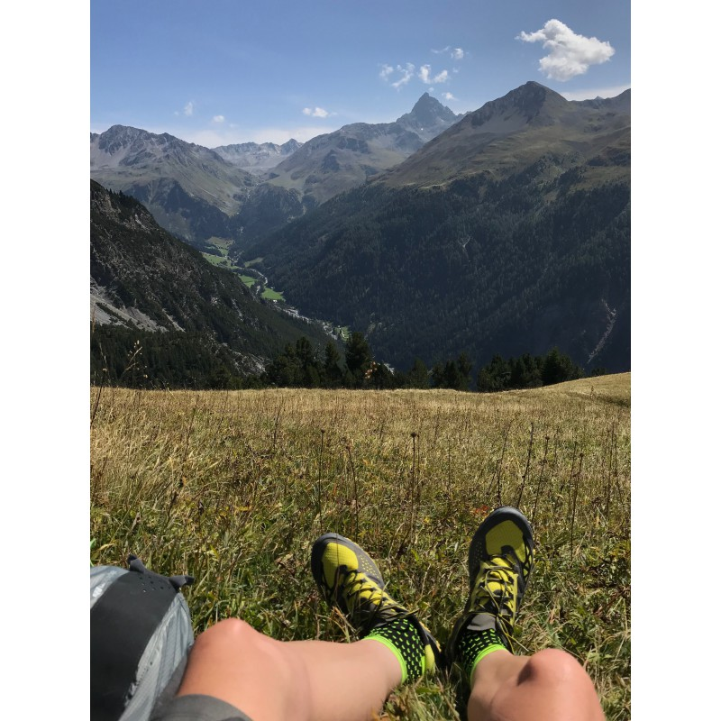 Image 1 from Sebastian of La Sportiva - Bushido - Trail running shoes