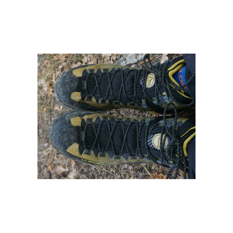 Image 2 from Karlheinz of La Sportiva - Trango TRK Evo GTX - Walking boots