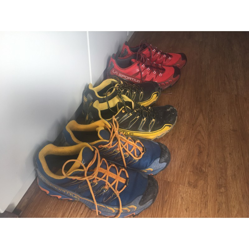 Image 1 from Markus of La Sportiva - Ultra Raptor - Trail running shoes