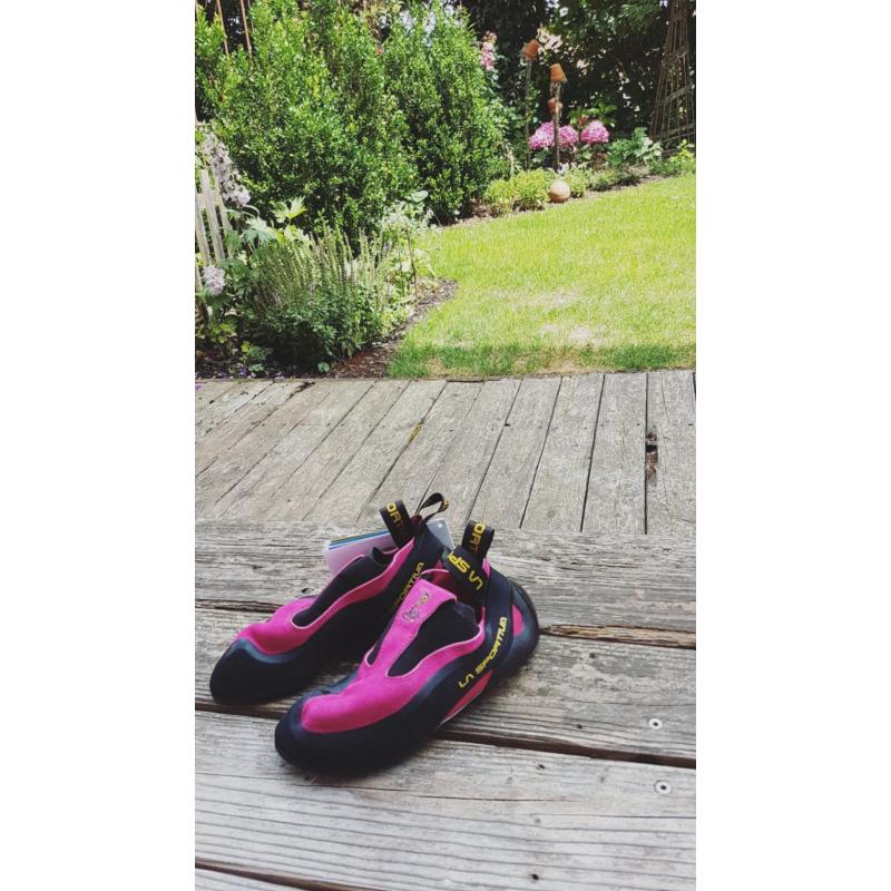 Image 1 from Lea of La Sportiva - Women's Cobra - Climbing shoes