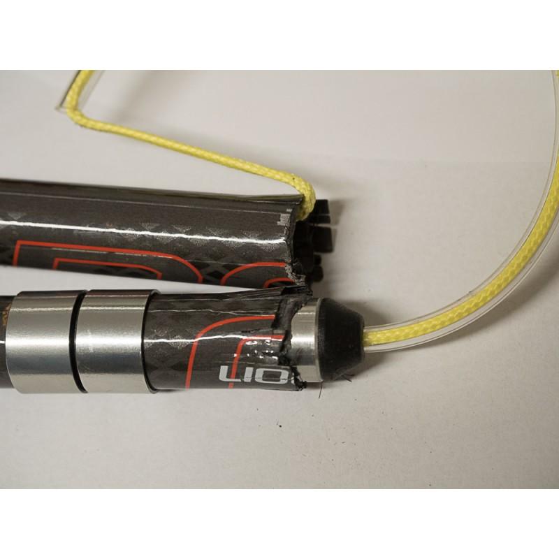Image 1 from Wolfgang of Leki - Micro Stick Carbon - Walking poles